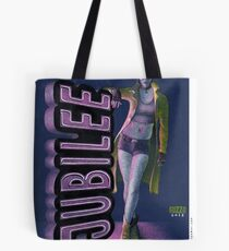 Jubilee from Xmen - 90's Style Tote Bag