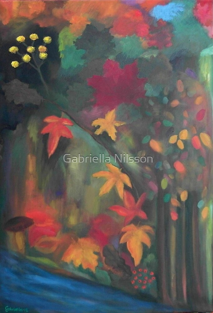"""Autumn feeling"" by Gabriella Nilsson"