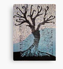 Treeees Canvas Print