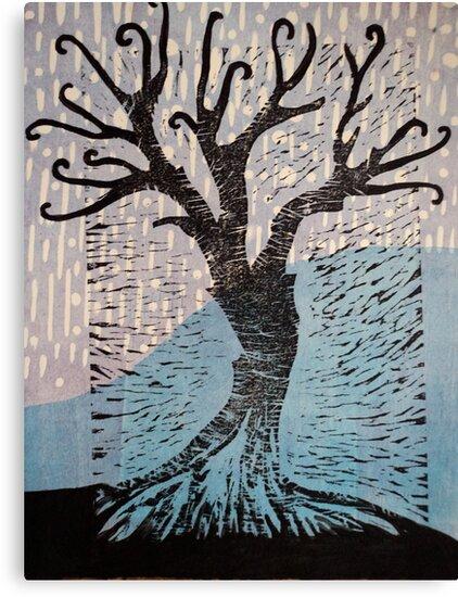 Treeees by Wendy Tucker