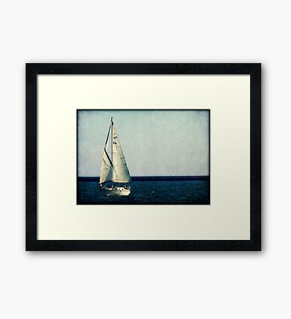 Solitude © Framed Print