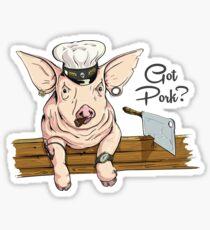 Got Pork? Sticker
