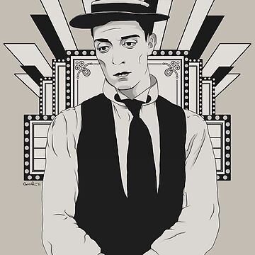 Presenting BUSTER KEATON ver 2.0 by ChickNugs