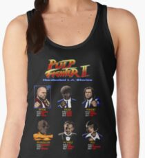 Pulp Fighter II Women's Tank Top