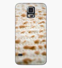 Matza (Matzo) - close up Case/Skin for Samsung Galaxy