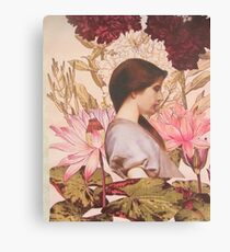 The Flower Dreams Canvas Print