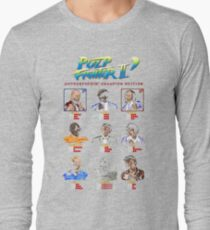 Pulp Fighter II: Motherfuckin' Champion Edition Long Sleeve T-Shirt