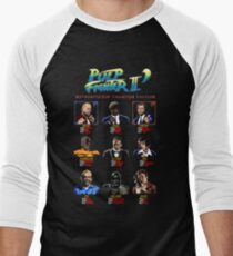Pulp Fighter II: Motherfuckin' Champion Edition Men's Baseball ¾ T-Shirt