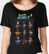 Pulp Fighter II: Motherfuckin' Champion Edition Women's Relaxed Fit T-Shirt