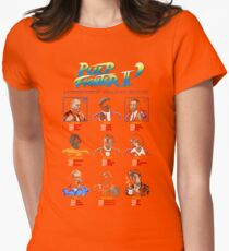 Pulp Fighter II: Motherfuckin' Champion Edition Women's Fitted T-Shirt