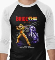 The Bride Gaiden Men's Baseball ¾ T-Shirt