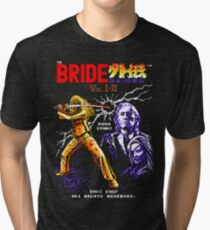 The Bride Gaiden Tri-blend T-Shirt