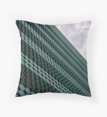Random Repetition. Throw Pillow