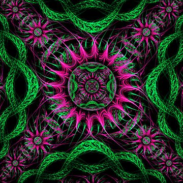vine of the passion flower by LoreLeft27
