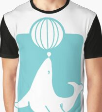 Snow Seal Graphic T-Shirt