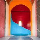 Spectrum 05 by Robert Dettman