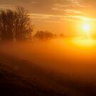Morning's Glow by KBritt