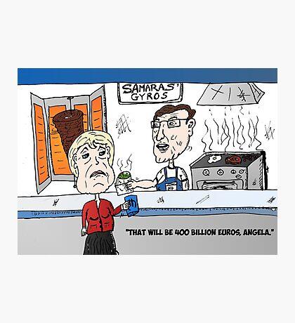 Forex trader cartoon