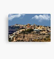 ✾◕‿◕✾ GREECE ✾◕‿◕✾ Canvas Print
