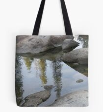 Rippled Reflections Tote Bag