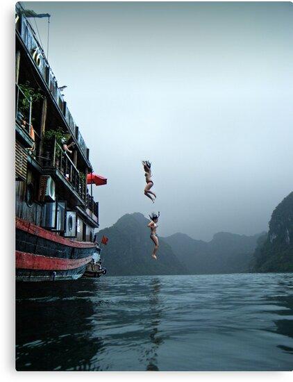 long jump by gertiw