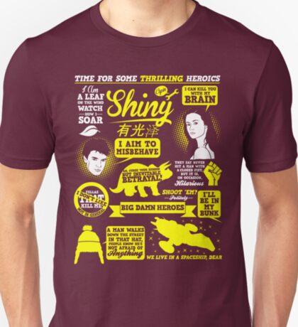 Shiny Quotes T-Shirt