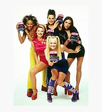 Spice Girls Photographic Print