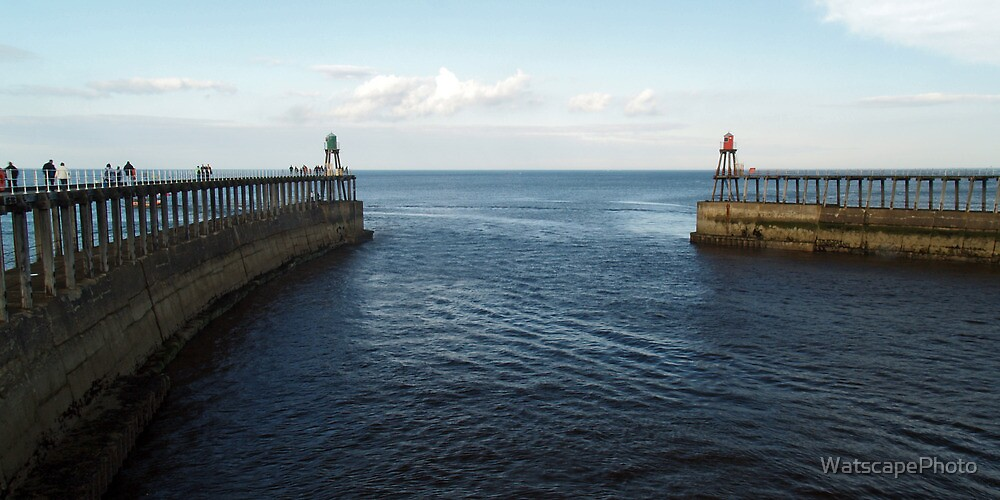 North Sea by WatscapePhoto