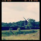 Swedish Windmill by PhilM031