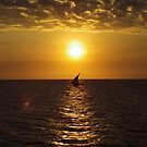 Sunset in Zanzibar by akwel