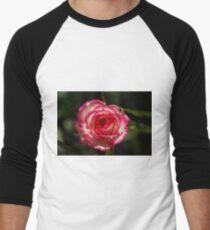 Blushing Bride Men's Baseball ¾ T-Shirt