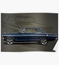 1963 Chevy II Nova Poster