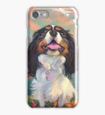 Cisco King Charles Cavalier iPhone Case/Skin