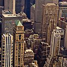 New York City Architecture by Vivienne Gucwa