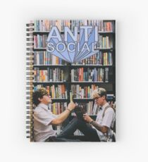 Cuaderno de espiral Kian y Jc Antisocial