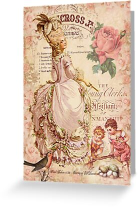 Mademoiselle Couture by Sarah Vernon