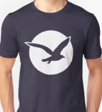 La Mouette Blanche - White seagul T-Shirt