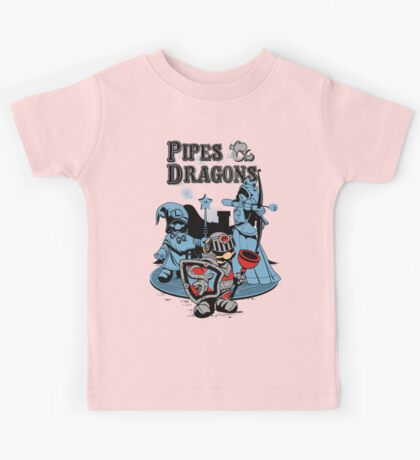PIPES & DRAGONS Kids Clothes