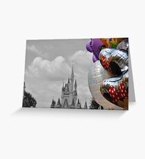 A Magical Moment Greeting Card