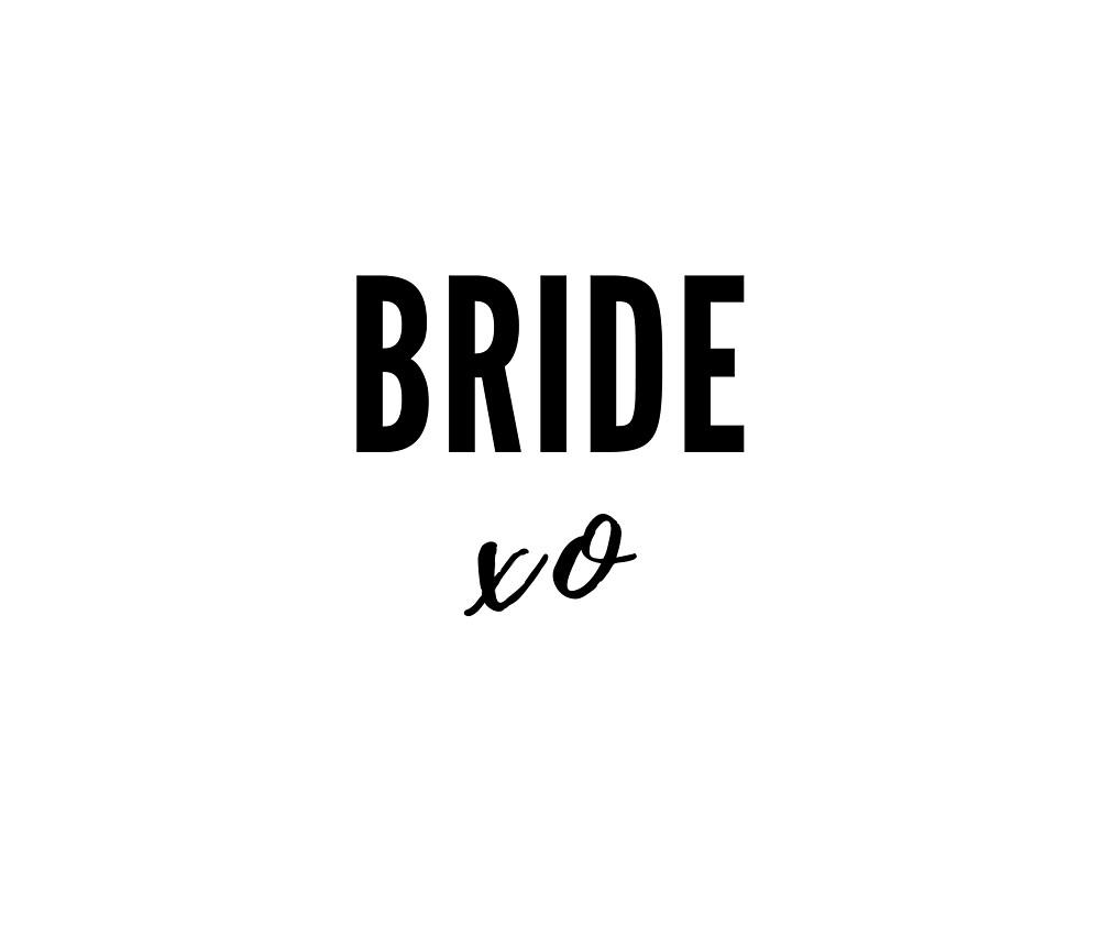Bride xo by Red-Arrow