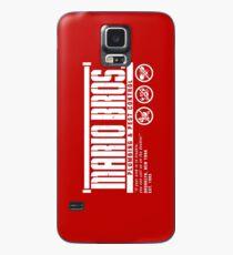 Mario Bros. Plumbing & Pest Control Case/Skin for Samsung Galaxy