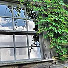 Old Bedford Window by Monnie Ryan