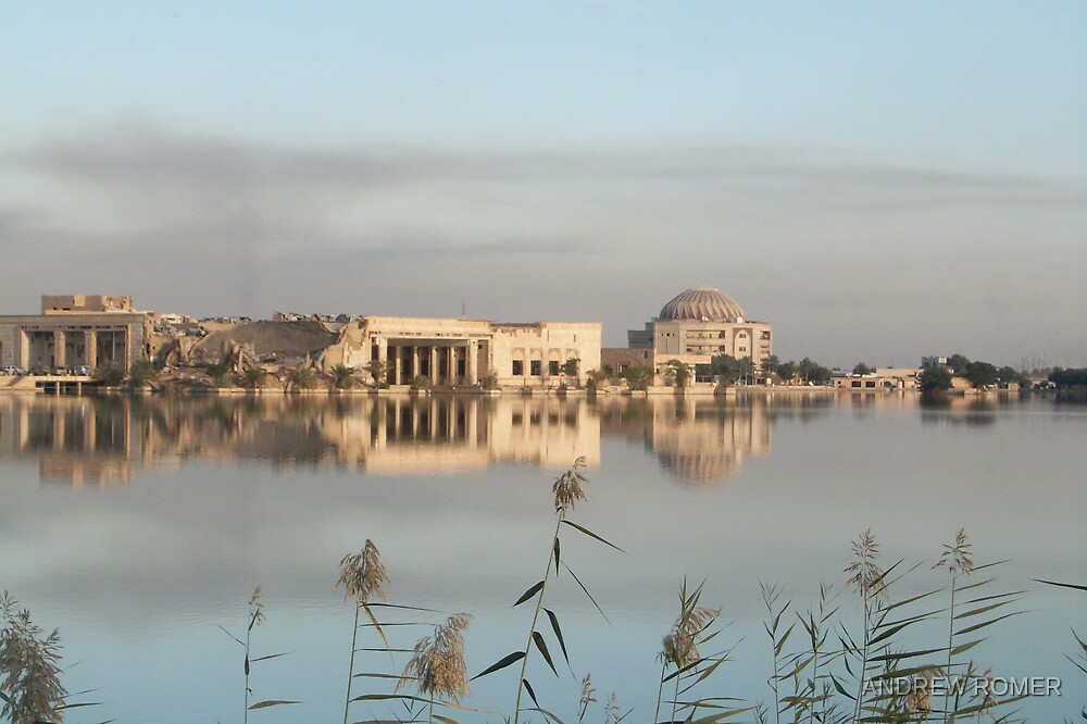 Perfume Palace - Iraq by ANDREW ROMER