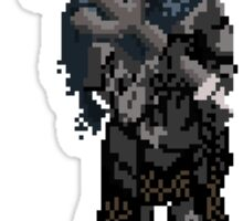 Pixel Souls - Knight Artorias Sticker