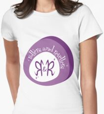 Rollers and Revellers logo - for getting our proud on! T-Shirt