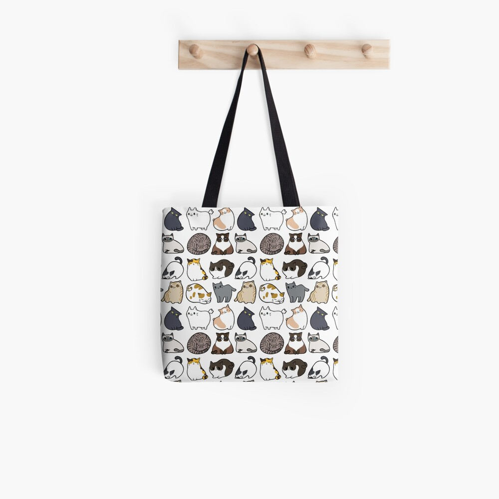 Cats Cats Cats Tote Bag