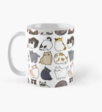 Taza clásica Gatos Gatos Gatos