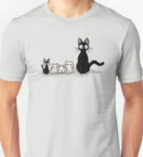 Jiji and kittens  T-Shirt