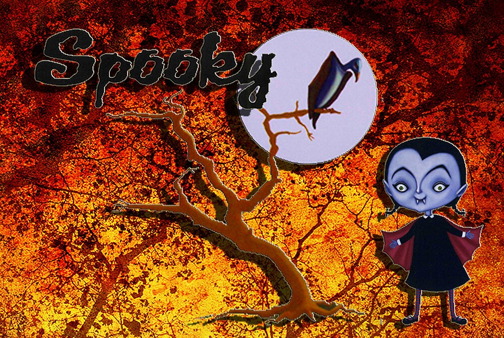 SPOOKY by Tammera