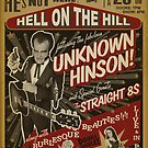 Unknown Hinson Poster by Jason Lonon